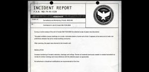Incident-Report